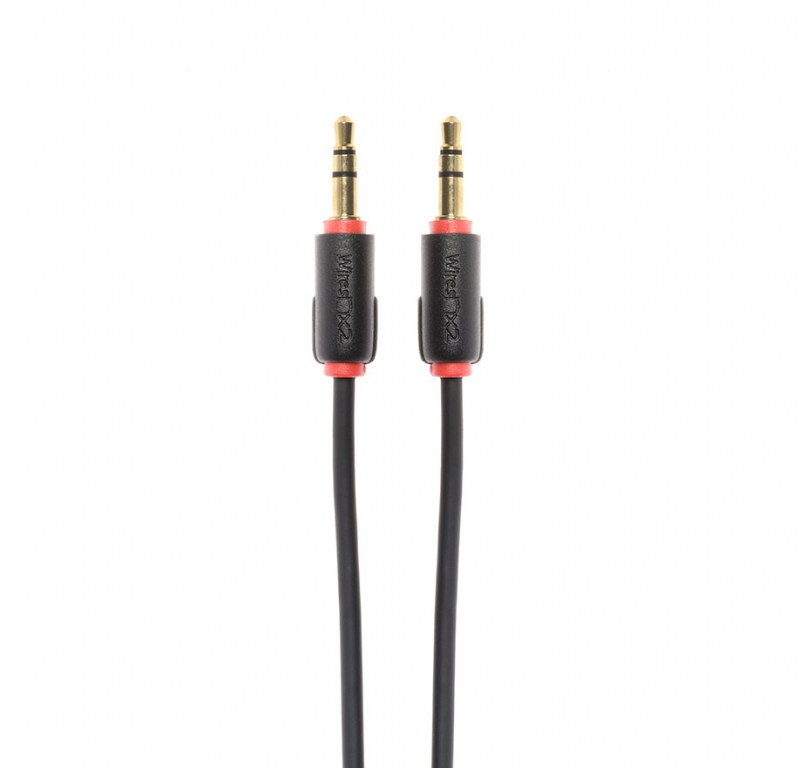 Кабель для подключения Tech Link WiresNX2 3.5mm Stereo Plug to 3.5mm Stereo Plug (710026) 1.5 m