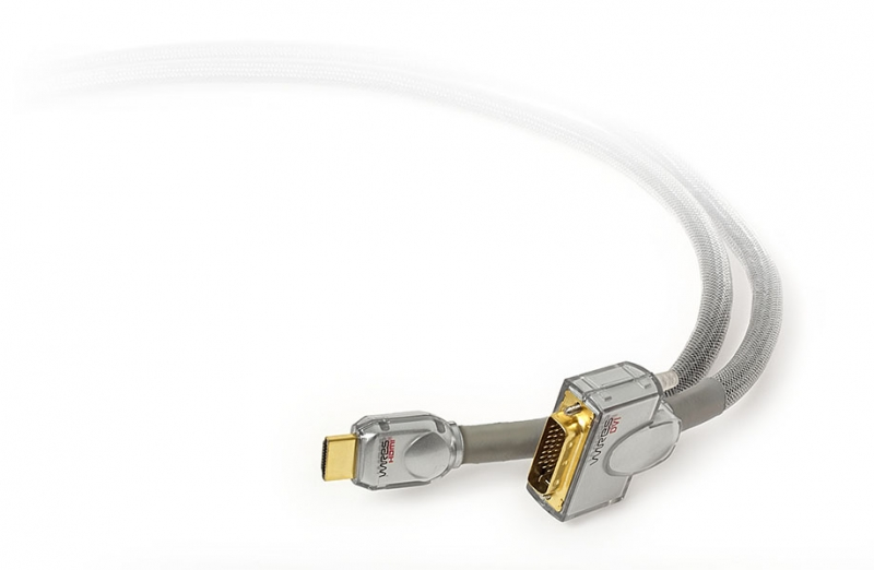 Кабель для подключения Tech Link WiresCR HDMI Plug to DVI Plug (long length) (680309) 10.0 m