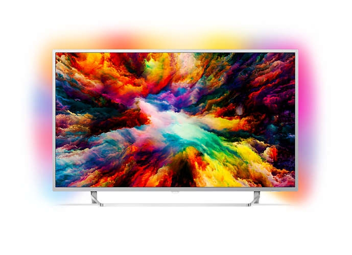 LED телевизор Philips 43PUS7383. Вид 0