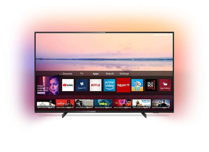 LED телевизор Philips 65PUS6704. Вид 4