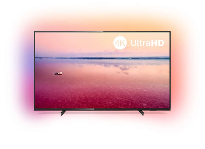 LED телевизор Philips 65PUS6704